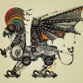 mechanical griffin